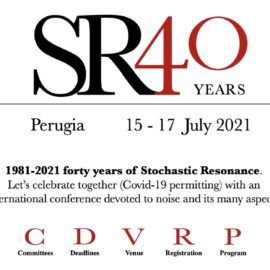 Stochastic Resonance 40 years