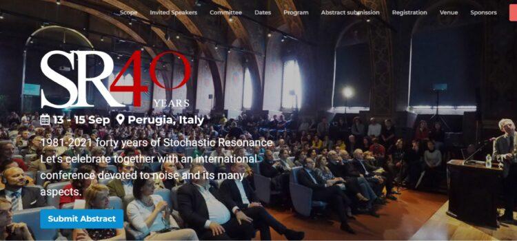 International Conference SR40