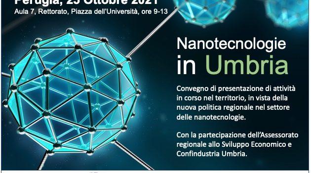 "Conference ""Nanotecnologie in Umbria"""
